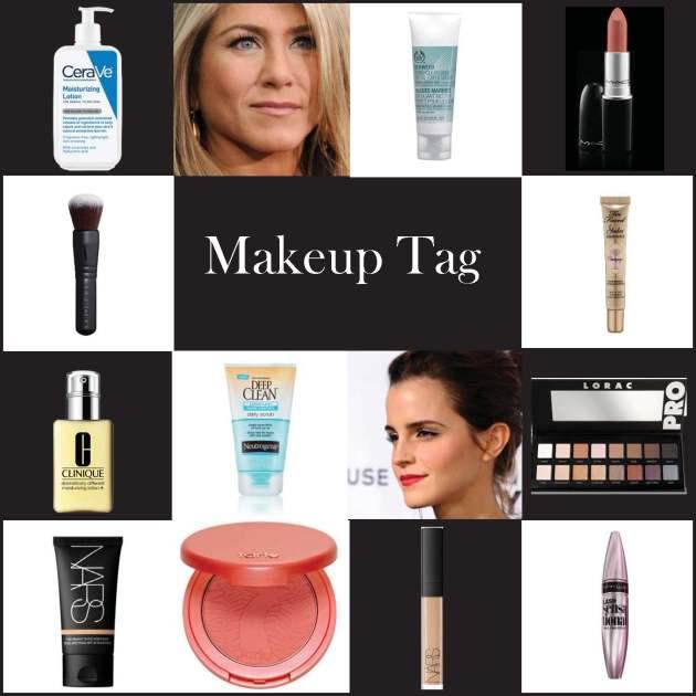 makeup tag