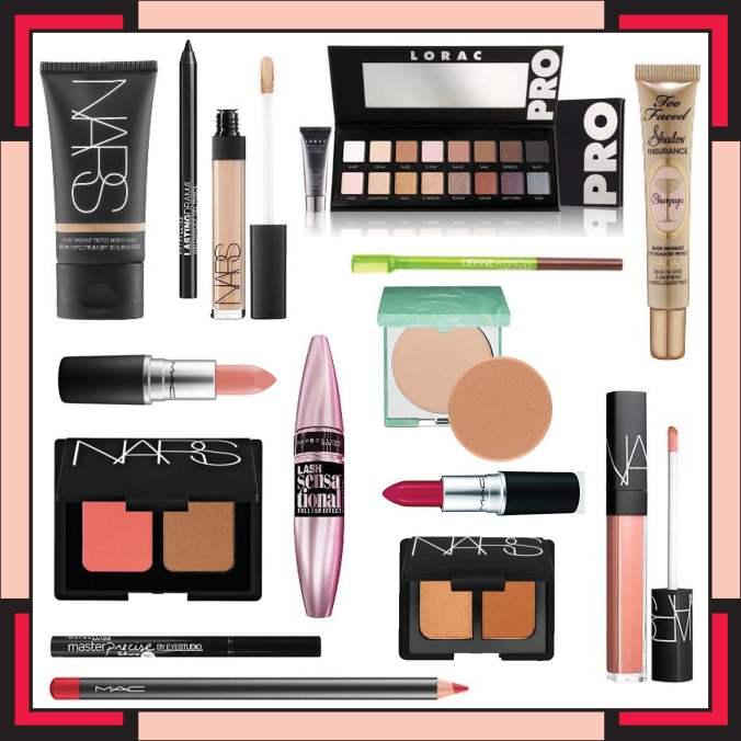 nyc makeup bag