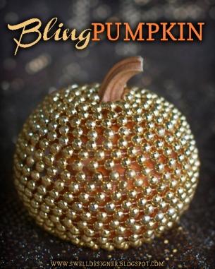 bling-pumpkin