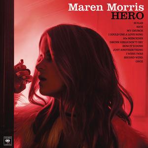Maren_Morris_-_Hero_album_cover